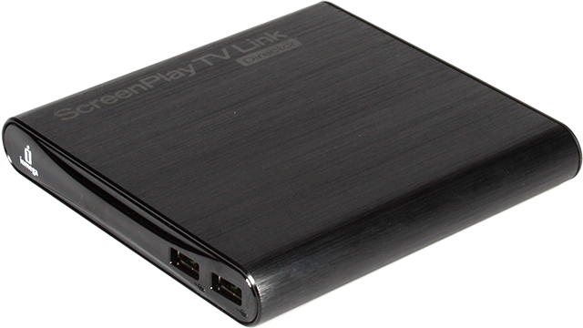 Iomega ScreenPlay TV Link Director Media Player HDMI USB