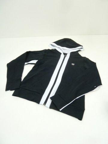 Wilson WRA421700 Girls Jr Knit Warm-Up Trainingsjacke Jacke Größe S/M