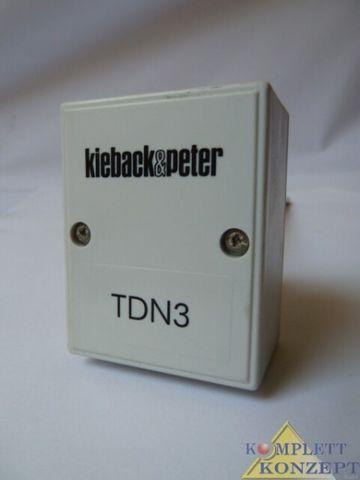 Kieback & Peter TDN3 Tauchtemperatur Messwertgeber Temperaturmesser  – Bild 2