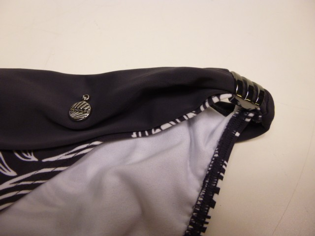 Bowi Peacock Swirl Badehose Damenbadehose Bikini Unterteil – Bild 3