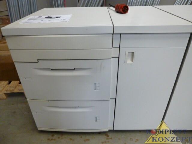 Xerox DocuColor 5000 Digitales Farbdrucksystem Drucker Drucksystem – Bild 5