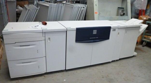 Xerox DocuColor 5000 Digitales Farbdrucksystem Drucker Drucksystem – Bild 1