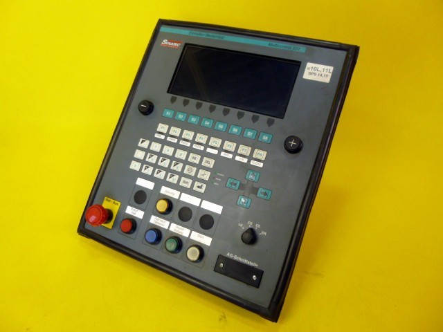 Synatec ELECTRONIC Haupt-Bedienfeld Multicontrol 101 Panel kein Siemens S7