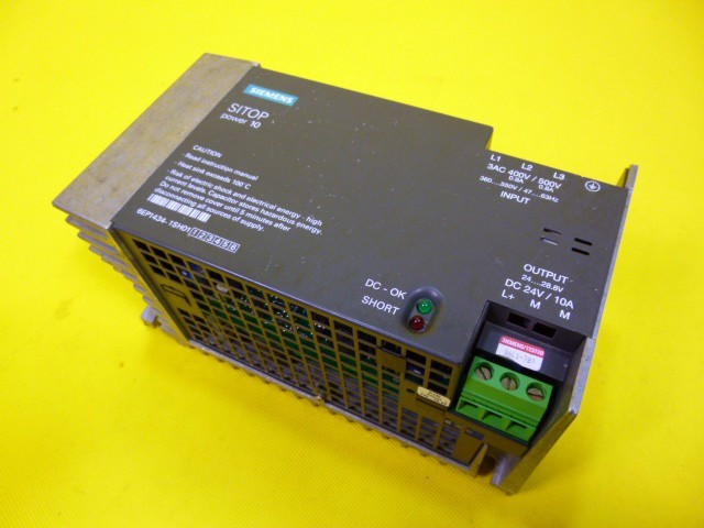 Siemens SITOP power 10 6EP1434-1SH01