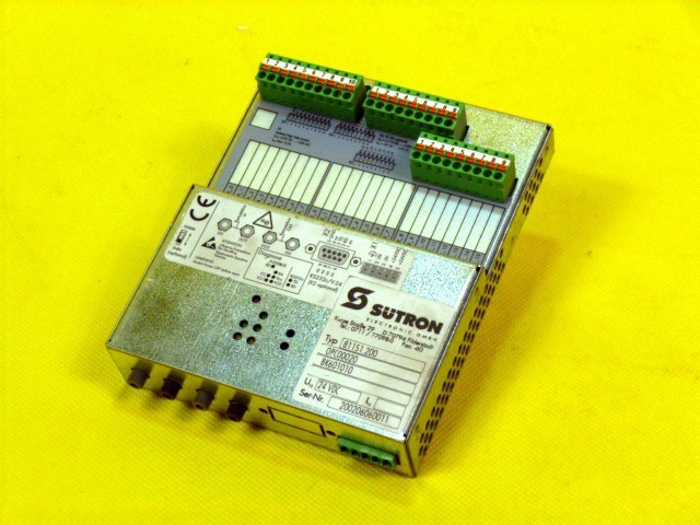 Sütron Interface Modul Typ 81151.200