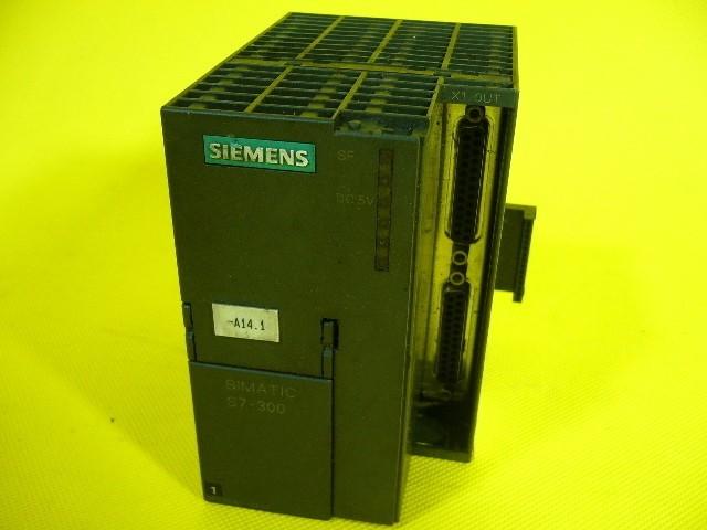 7 Stück Siemens Simatic Anschaltung 6ES7361-3CA01-0AA0 6ES7 361-3CA01-0AA0