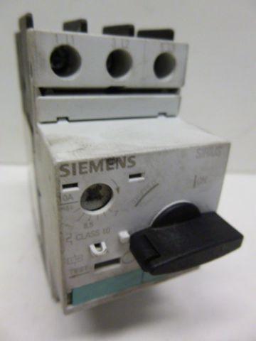 Siemens 3RV1021-1JA10 Leistungsschutzschalter Schutzschalter Schalter – Bild 1