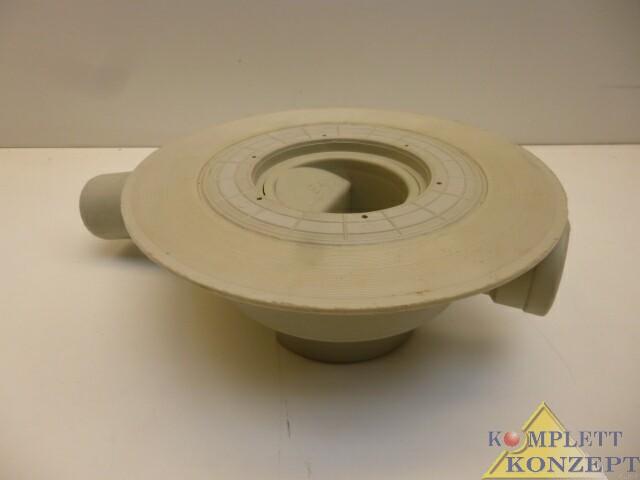 Bodenablauf Siphon Duschablauf Badablauf Duschrinne Kellerablauf Flach – Bild 1