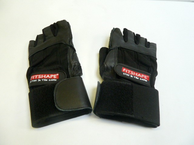 Fitshape Lifting Gloves Trainingshandschuhe Boxhandschuhe Gr. S