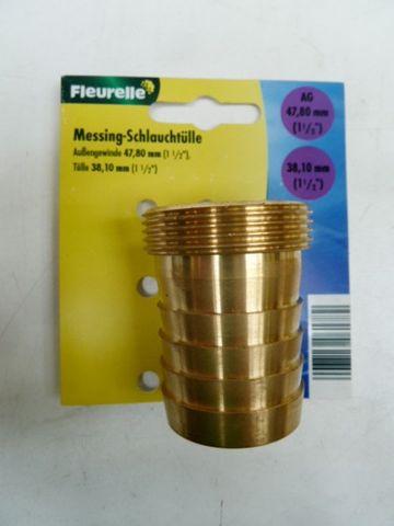 443 Stück Posten Fleurelle Sortiment Tülle T-Stücke Schnellkupplung Messing *NP 4765€ – Bild 6