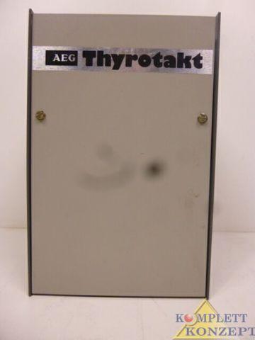 AEG Thyrotakt Frequenzumrichter Typ DMTL 380-100