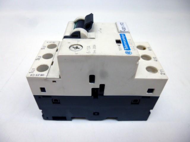 Telemecanique GV2-RT14 Leistungsschalter Motorschutzschlater GV2RT14