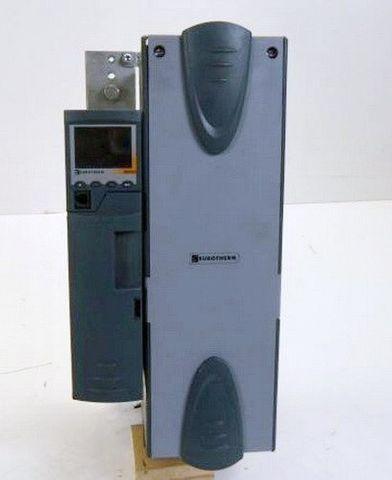 Eurotherm EPower Thyristorsteller Frequenzumrichter 1 Ph 400A 600V 230V – Bild 1