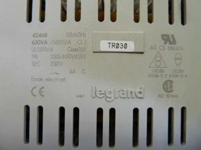 Legrand AS CS 6864 N Transformator 42468 – Bild 2