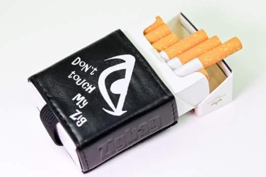 Raucher- und Dampfertaschen