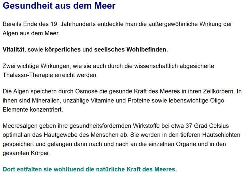 Algemare Damen Pantolette Nappa Leder Keilpantolette mit Algen-Kork Wechselfußbett Made in Germany 1458_0101 – Bild 6