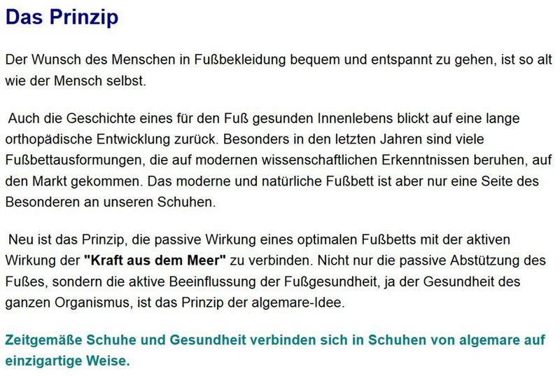 "Algemare Herren Pantolette Nubuk ""Teer-Veluret"" waschbares Algen-Kork Wechselfußbett 7451_0334 Made in Germany – Bild 6"