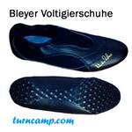 Bleyer Voltigierschuhe »Nadia Zülow«, das Top-Modell 3860 in schwarz