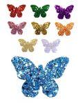 Haarclip / Haarspange Modell »Butterfly« 001