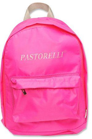 Cooler magenta Rucksack »Vanessa« mit Pastorellischriftzug in Glitter – Bild 1