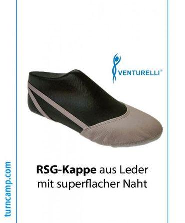 RSG-Kappen / Gymnastikkappen »Estrella«, Leder, superflache Naht