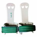 Stufenbarrenriemchen ohne Rolle mit Klettverschluss