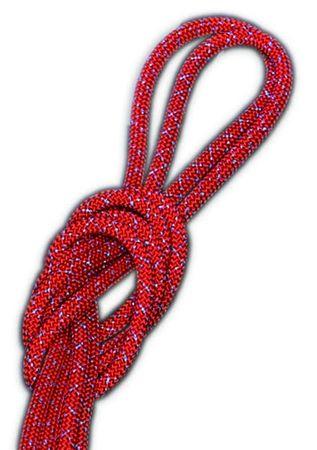 Pastorelli RSG-Seil mit metallisiertem Faden (FIG), rot/silber – Bild 1