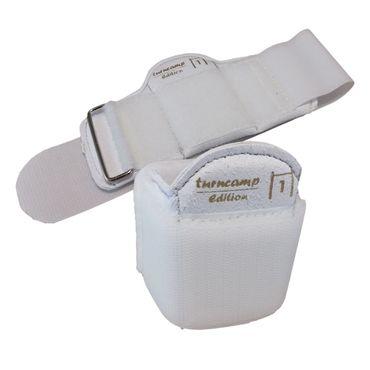 Handgelenkstütze AKTIV für Turner aus synthetischem Leder (Paar) – Bild 1