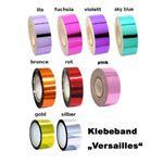 Klebeband »Versailles«, für RSG-Handgeräte, diverse Farben