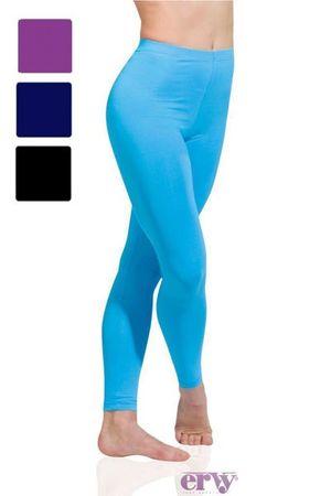 Legging / Tights, (Meryl® N-Air) caribic blau und weitere Farben – Bild 1