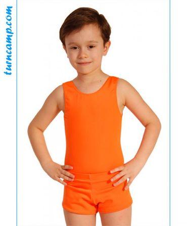 getty-sports Turnanzug / Turntrikot »Paul« (orange)