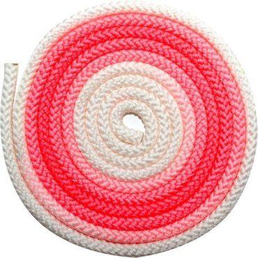 Pastorelli RSG-Seil, coral/weiss 3m (FIG) – Bild 1