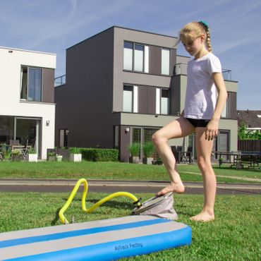Airbeam by Airtrack factory - die revolutionäre Trainingshilfe – Bild 7