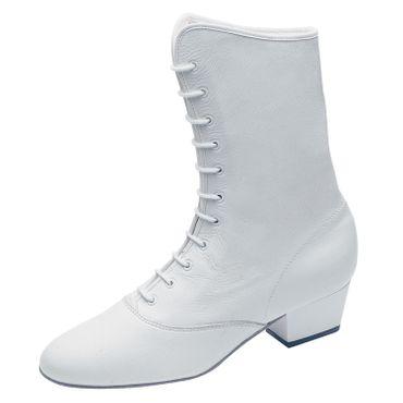"""weißer Garde-Stiefel """"Mainz"""" Modell: 9480-01"""