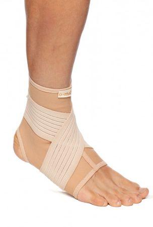 TURBO®MED Knöchelsocke mit elastischer Mittelfußstütze