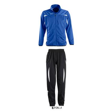 Trainingsanzug / Tracksuit Royal Blue/White/Navy (unisex)