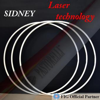 Pastorelli RSG-Reifen »Sidney« FIG Laser für Rhythmische Sportgymnastik (FIG aproved)