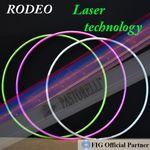 Pastorelli RSG-Reifen »Rodeo« FIG Laser für Rhythmische Sportgymnastik (FIG aproved)