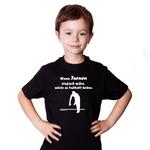 "T-Shirt / Turner-Shirt ""Wenn Turnen ..."" Motiv Reck"