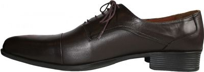 Business Shoes made of real Cowhide,color:Brown – image 2