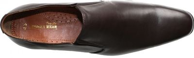 Business Shoes made of real Cowhide,color:Brown – image 3