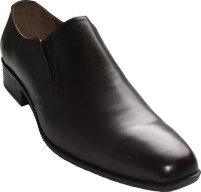 Business Shoes made of real Cowhide,color:Brown – image 1