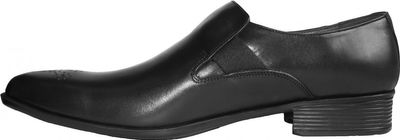 Business Shoes made of real Cowhide,color:Black – image 2