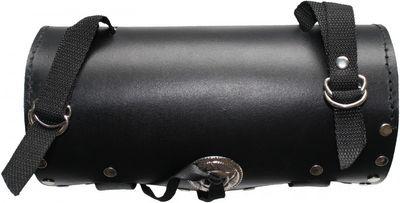Motorbike Toolbox Leather black – image 2