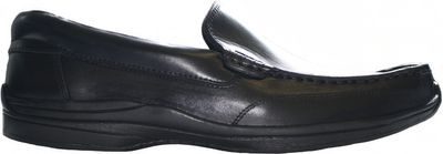 Low Shoes made of real Leather,color: dark brown – image 3