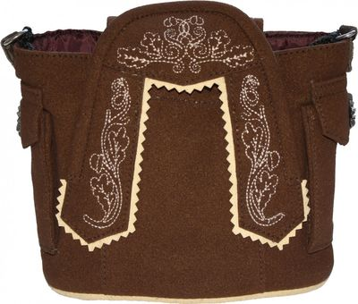 Ladies Handbag Trachtentasche Dirndl bag – image 1