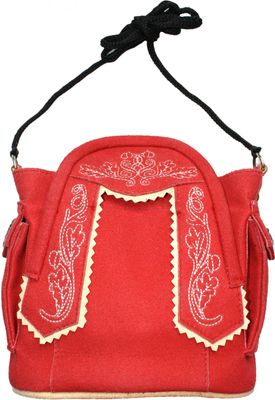 Ladies Handbag Trachtentasche Dirndl bag – image 10
