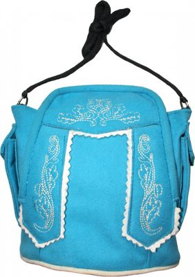 Ladies Handbag Trachtentasche Dirndl bag – image 12