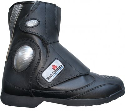 Motorbikeboots Racing Sport Boots ankle high black