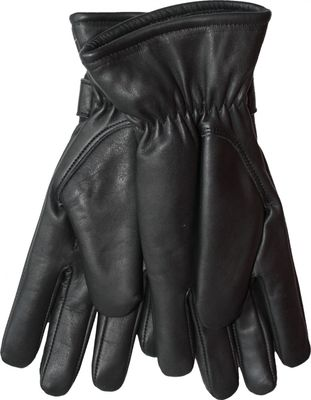 Ladies Trendy sheepskin Gloves real leather – image 1